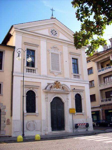 Santa Messa a Udine Chiesa dellaPurità
